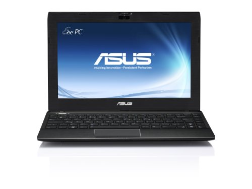Asus R252B-BLK002M 29,5 cm (11,6 Zoll) Netbook (AMD E450, 1,6 GHz, 4GB RAM, 320GB HDD, Radeon HD6320, Win 7 Home Premium) schwarz