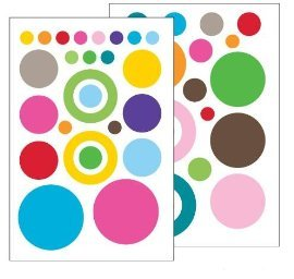 Spotty Dotty II Wall Decor Stickers