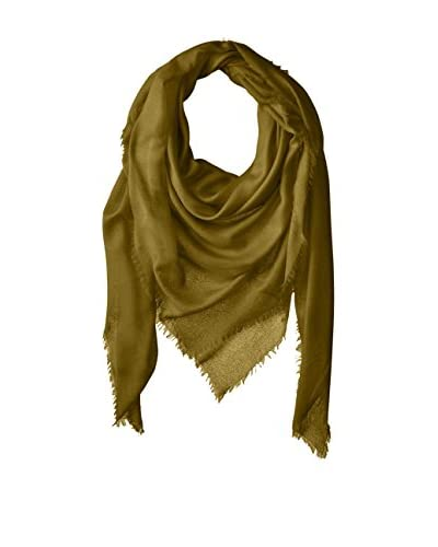 Chan Luu Women's Oversized Cashmere and Modal Scarf, Nutria