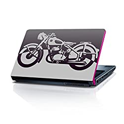 Bullet Bike Laptop Skin by shopmillions