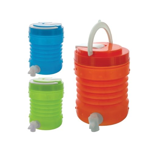 Handy Helpers Bulk Buys Collapsible Drink Container, 1.5-Liter