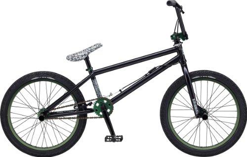 GT Performer BMX Bike Satin Black 20
