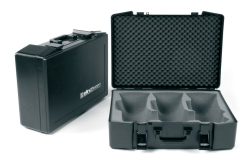 Elinchrom EL 33209 Carrying Case for 3 Compacts or Heads