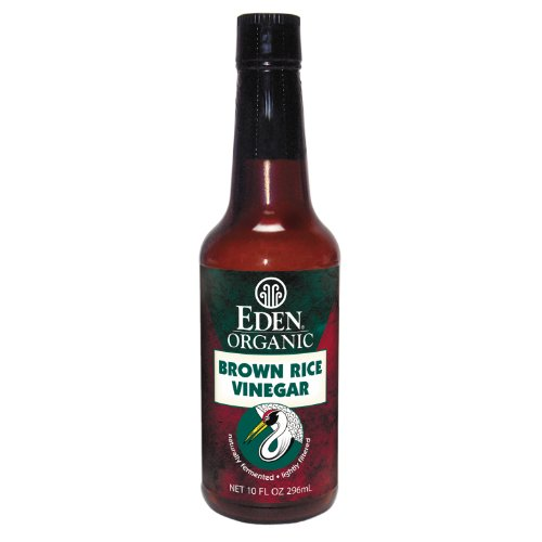 Eden Foods Organic Brown Rice Vinegar -- 10 fl oz (Brown Rice Sushi compare prices)