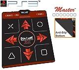 Dance Dance Revolution Ultra Sensitive Master Non Slip Dance Pad for PS3