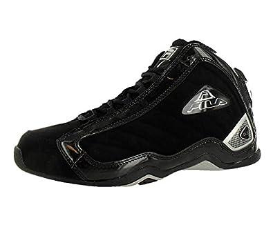 Fila Dls 96 Mens Basketball Shoe Black Sz 7.5