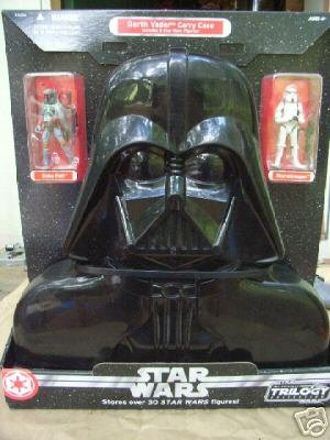Star Wars Darth Vader Carry Case w/ Boba Fett & Stormtrooper - Buy Star Wars Darth Vader Carry Case w/ Boba Fett & Stormtrooper - Purchase Star Wars Darth Vader Carry Case w/ Boba Fett & Stormtrooper (Star Wars, Toys & Games,Categories,Action Figures,Collectibles)
