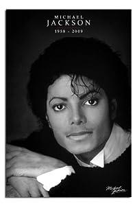 Empire 174581 Poster de Michael Jackson Noir/blanc 91,5 x 61 cm