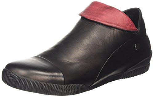 andrea-conti-0340518-damen-kurzschaft-stiefel-schwarz-schwarz-kombiniert-098-38-eu
