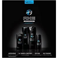 AXE Anarchy Holiday 4-Piece Box Gift Set for Men
