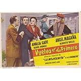 VUELVA EL DIA PRIMERO - Teatro Circo de Orihuela (Alicante) - Director: Kurt Land - Actores: Analía Gadé, Angel...