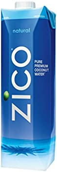 6-Pack Zico Pure Premium 33.8 fl oz Coconut Water