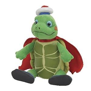 Amazon.com: Ty Beanie Babies Tuck Turtle Wonder Pet: Toys
