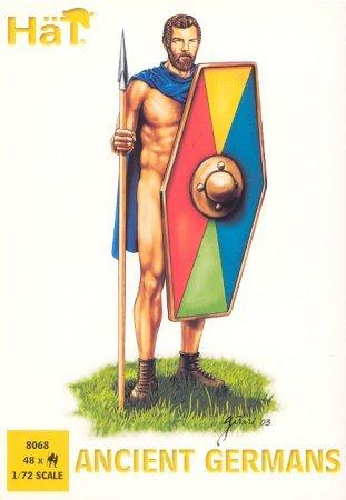 HaT 8068 Ancient Germans 1:72 Figures