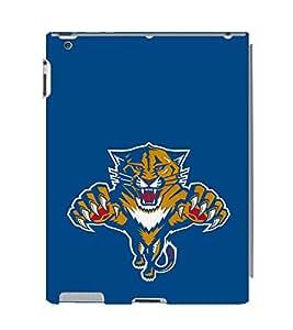 EPICCASE tiger case Mobile Back Case Cover For Apple Ipad 2/3/4 (Designer Case)
