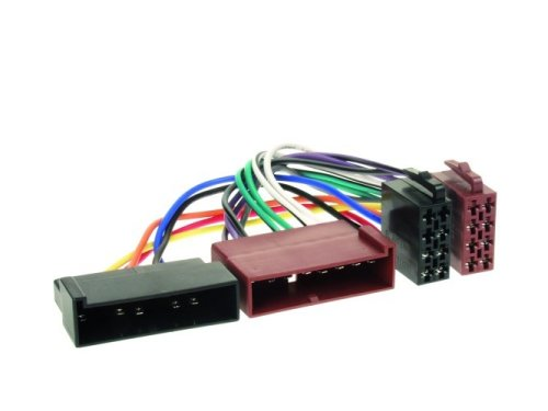 Autoradio-Adapter-ISO-auf-DIN-Ford-alt-5-pol-Stromanschlu