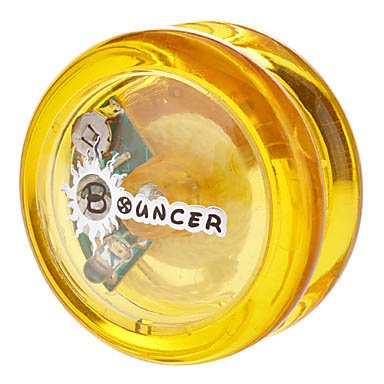 Bouncer Pom Bearing Yoyo Toy With Led front-880632