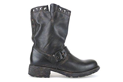 scarpe donna CULT stivaletti T. moro pelle AJ601 (37 EU)