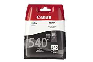 Canon PG-540 - Cartucho de tinta para impresora, negro