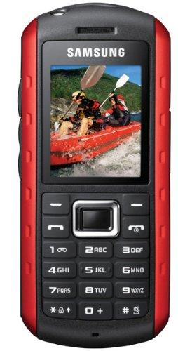 Samsung - GT B2100 - Mobile phone - GSM - bar - scarlet red Black Friday & Cyber Monday 2014