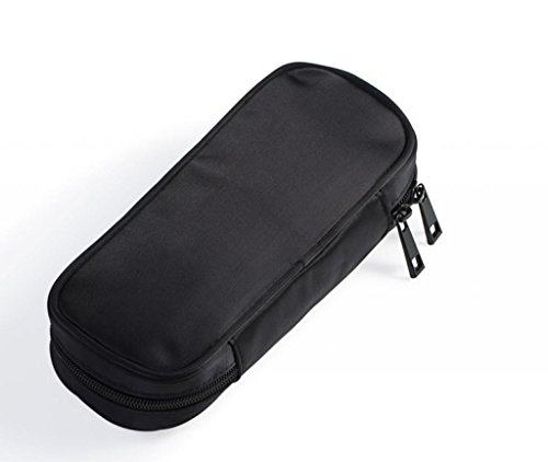 LOUISE MAELYS Small Makeup Brush Hoder Zipper Folio Cosmetic Bag For Travel (Make Up Small compare prices)