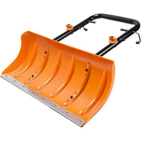 Durable Aerocart Snow Plow