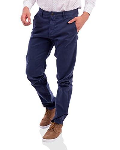 BLUE COAST YACHTING Pantalón Azul