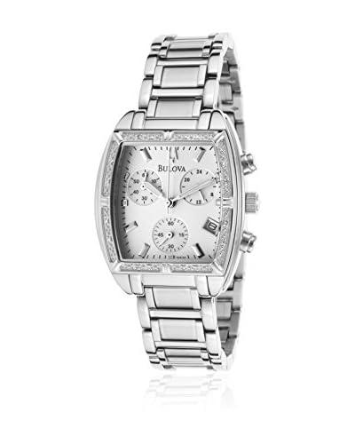 Bulova Reloj Bul-96R163 Plateado
