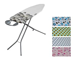 NEW LIGHTWEIGHT FOLDING IRONING BOARD STAND TABLE ASSORTED DESIGNS FOLDABLE