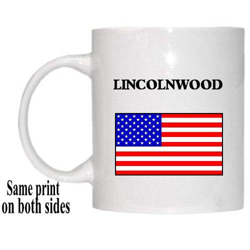Lincolnwood Mug