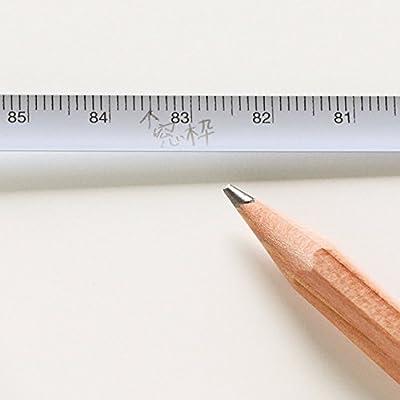 無印良品 書き込めるメジャー シルバー・8mm×2m