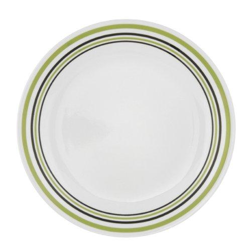 Corelle Garden Sketch Bands Dinner Plate