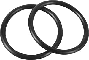"""Intex 1-1/2"""" Hose O Rings Connections set of 2"""
