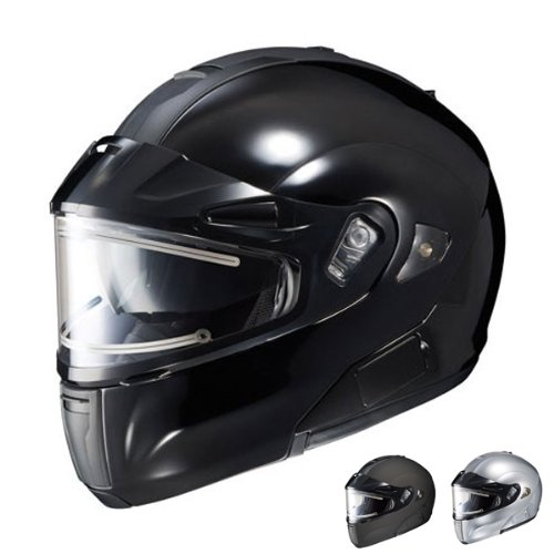Hjc Is-Max Bluetooth Ready Snow Helmet With Electric Shield - X-Large