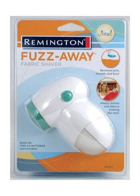 Remington Battery Operated Fabric Shaver