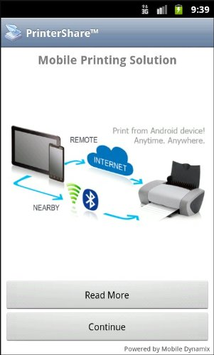 PrinterShare Mobile Print Premium v6.5.5