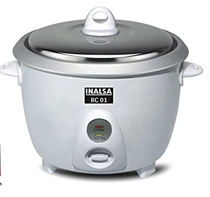 Inalsa RC01 1.8-Litre Rice Cooker