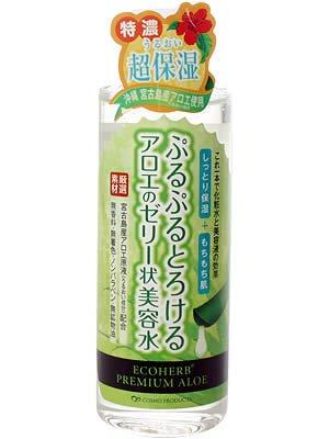 エコハーブ アロエのゼリー状美容水 150ml