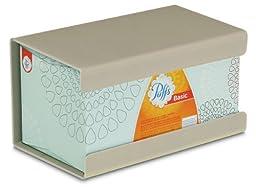TrippNT 51235 Plastic Wall Mountable Kleenex Box Holder, 9-1/2\