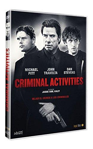 Criminal activities [DVD]