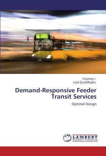 Demand-Responsive Feeder Transit Services: Optimal Design
