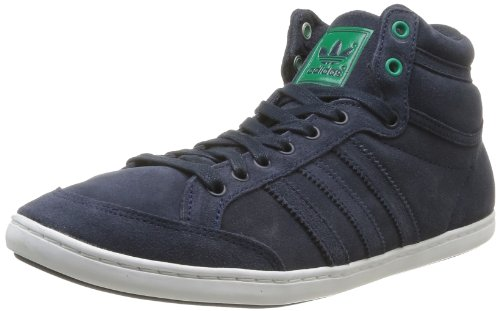 Adidas Originals Mens Plimcana Mid Trainers D65951 Legend Ink/Legend Ink/Undefined 9 UK, 43 EU
