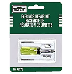 Amazon.com: Home-Aide Eyeglass Repair Kit: Health ...
