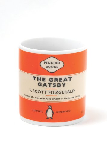 Penguin Mug: Great Gatsby, The (Orange)