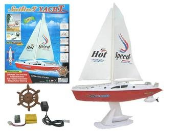 RC Sailboat Yacht Remote Controled Boat