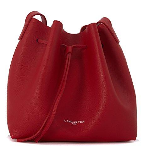 bombonera-lancaster-pur-en-piel-saffiano-color-rojo