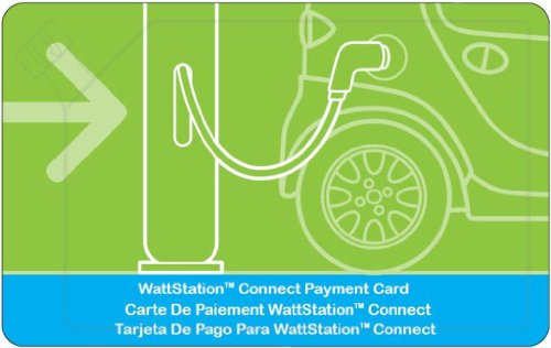 Ge Wattstation Connect Payment Card