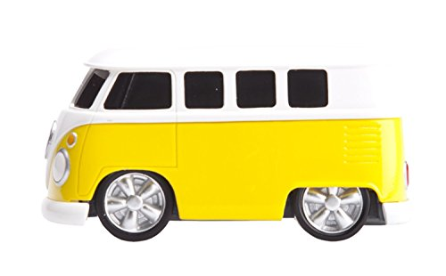 Toy - The V-Dubs Range - Stylies - CAMPER VAN - YELLOW
