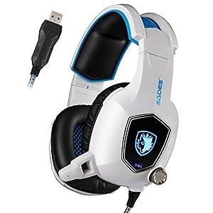 Sades AW50 Gaming Headset