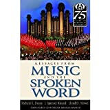 img - for Messages from Music and the Spoken Word book / textbook / text book